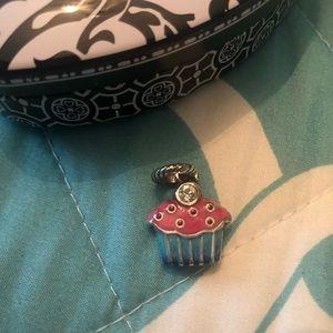 Brighton cupcake charm